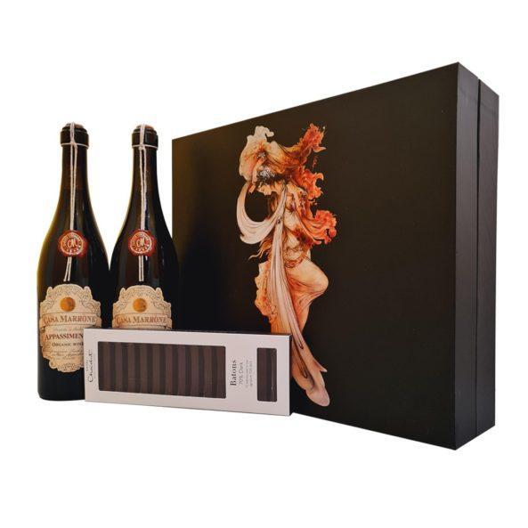 Appassimento Organic Wine With Hotel Chocolate