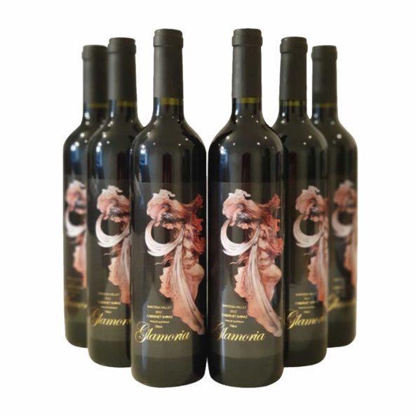 Glamoria Premium  Red Wine