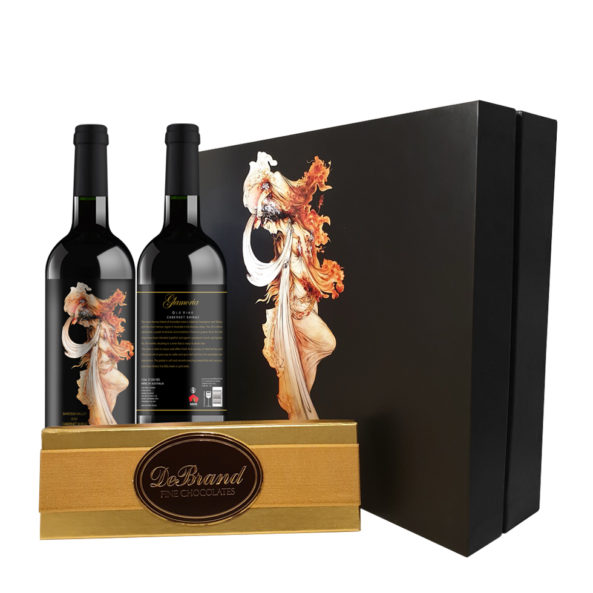 Glamoria Premium Red Wine & Fine Chocolate
