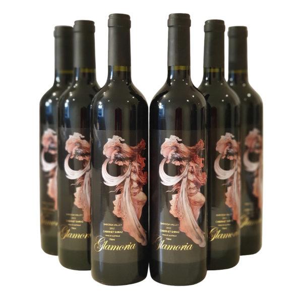 Glamoria Premium Red Wine GLWX6